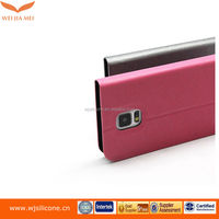 crown pouch leather cell phone case for Samsung galaxy s5