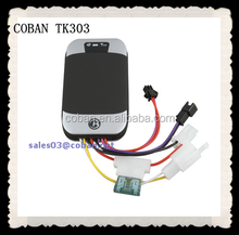 303C GPS tracker with web tracking platform/mobile app real time history trace gps tracking locator