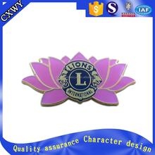 China big factory customized high quality metal lapel pin badge