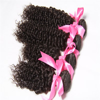 Buy Cheap Human Hair Long Lasting Kinky Curl 100% Unprocessed Grade 6A Brazilian Braiding Hair Curly
