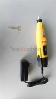 Lithium battery Cordless 7.2V Rechargeable electric mini grinder mini drill