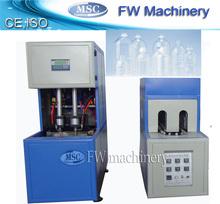 máquinas para hacer botella de plástico