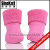 Solid Infant Wholesale Cotton Baby Socks
