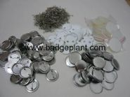 2015 round promotion tin 25mm,32mm,37mm,44mm,56mm,50mm,75mm,58mm button badge / pin button badge material