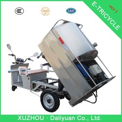 electric tricycle cargo box used cargo tricycle