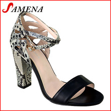 2015 new model sandals shoes for women