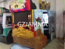 JAMMA-C-01 pirate ship simulator car racing game need speed machine /horse racing game machine EP