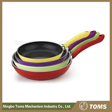 New Design 20-36cm Aluminum stone coating fry pan set