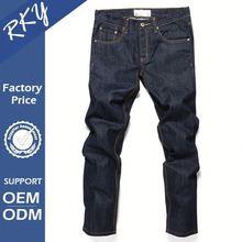 Fade Proof Buy Jeans In Bulk 100% Cotton