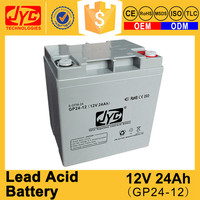 Good cost performance 12v 24ah battery charger lead acid