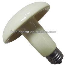 Alta calidad coche Lámparas de calor de cerámica infrarroja