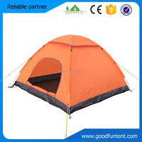 Camping Tents Automatic Opening Umbrella Fram Tents 210T Polyester Tents