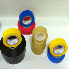 Electrical tape / PVC insulating tapes. Comes wrapped or labeled
