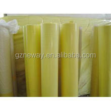 pvc cold lamination/laminating film for photo with white or yellow liner and 8s pvc film