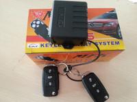 12V remote control unit keyless entry system,passive remote with PKE function keyless MFK 285 remote keyless entry system