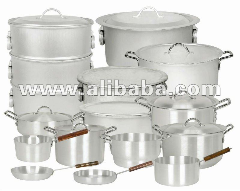 Aluminium utensils cookware kitchen products buy for Buy kitchen cookware