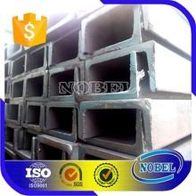 U Channel Steel Beam Skype:nobelsteel mobile tel:+86 159-6532-5327
