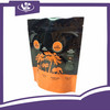 Wholesale China Supplier Customized High Barrier Moistureproof Reclosable Valve Stand Up Pouch with Zipper For Tea Bag