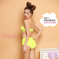 High Quality Bra For Backless Dress Shiny Bra And Panties