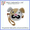 A Lovely Mustache Dog Kids Mini Shoulder bag
