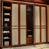 2014 new furniture bedroom closet ( customize sizes )