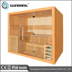 SR1D002 Luxury Sexks Dry Steam Sauna Room
