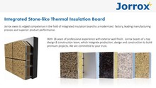 echo friendly insulation material