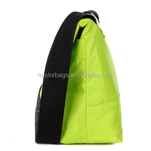 Haute qualité conception simple sac bandoulière livre
