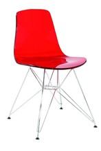 BN-1008 pu Plastic chair .dining chair