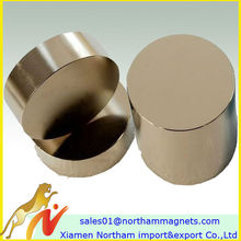high quality largest n42 n52 neodymium magnet D70X50