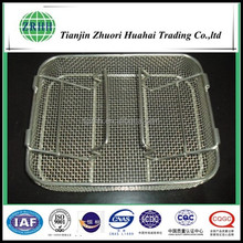 disinfection type of stainless steel healthy basket filter basket fuel injector