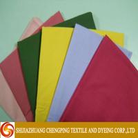 Cheap Price T/C poplin pocket Lining fabric