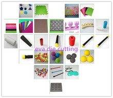 2015 factory supply accurate size die cutting for eva case