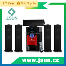 High Quality 6.5 Inch Bass Home Theater Music Speaker
