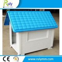2015Hot selling Assembled Plastic Dog House