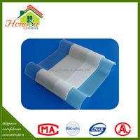 Good price Impact resistance semi transparent roof tile