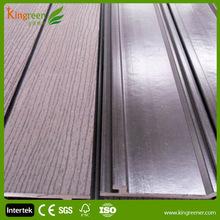 Morden Wood lastic Composite Decorative Paneling/Outdoor Wood Plastic Composite wall panel, WPC wall panel