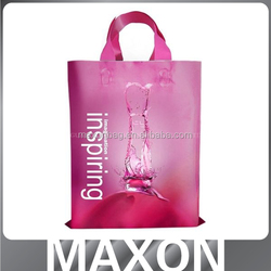 beautiful custom made shopping plastic packaging bag for chips /snacks,plastic bag