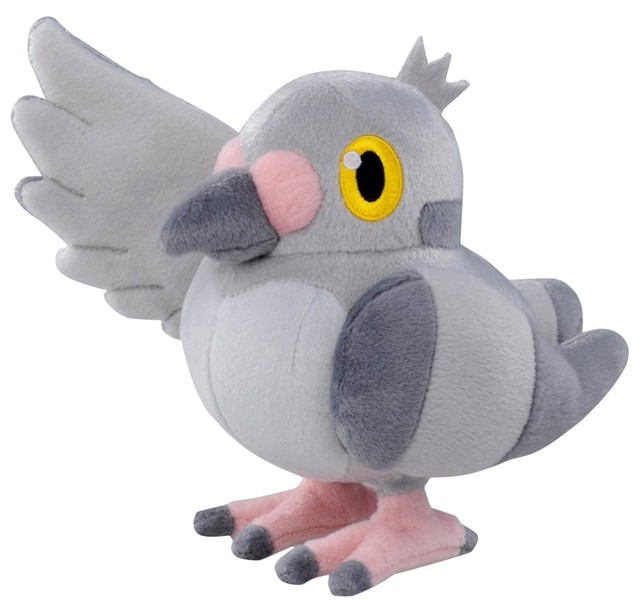 Flying Bird Toy : Cute plush toy talking bird flying toys stuffed