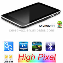 Tablet pc con 3G TV GPS