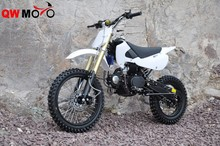 Export High Quality Chinese Pit Bike white 150CC Dirt Bike, 150CC Pit Bike for sale