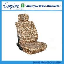 Classical printing design high quality adult driver car head pillow car neck cushion