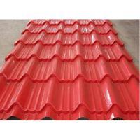 Manufacturer Hot sale! Prepainted corrugated gi color roofing sheets/Color coated corrugated roofing sheet