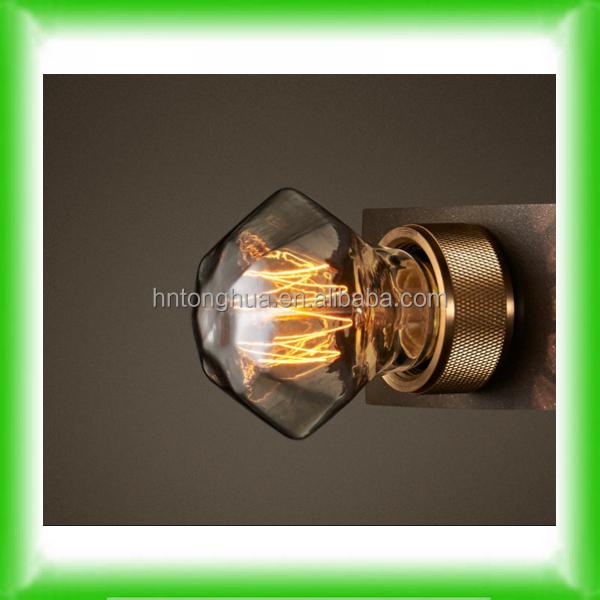 novel wholesale vintage edison light bulb diamond shape. Black Bedroom Furniture Sets. Home Design Ideas