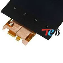 lower price lcd display+touch screen digitizer for sony xperia ion lt28h