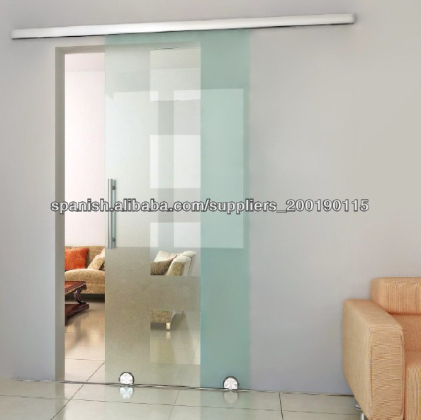 Decorar cuartos con manualidades puertas de cristal for Herrajes puertas cristal