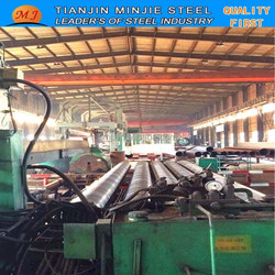 SSAW spiral welded pipe pilling