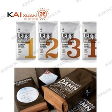 Top class! coffee bean packaging bag, plastic packaging pouch with full printing