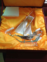Valuable Collection Metal Tanker Ship Model Wholesale Model Ship With Competitive Price