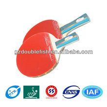 Long handle table tennis racket